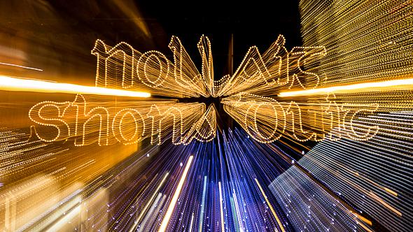 DUBLIN CITY LIGHTS - Xmas Lights Photo-Shoot Workshops - NOV/DEC. 2018