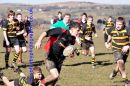 Going for a Rugby Try