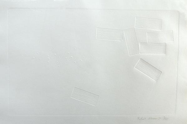 White Print No. 2 (4/25) (1971)