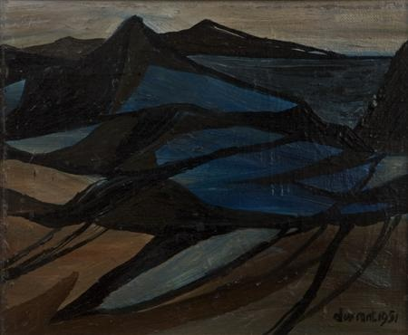 'Remembered Hills' (1951)