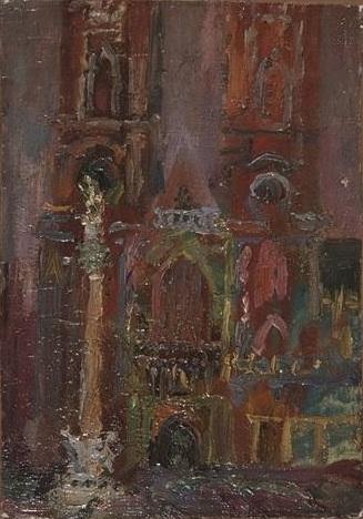 Night, Wesminster Abbey (1951)
