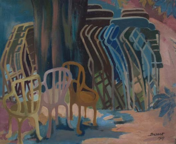 Chaise, Paris (1937)