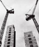 Cranes, City of London