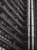 Service Ducting, Lloyds Building, City of London