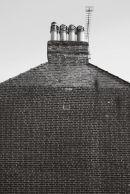 Brickwork, Terraced House, North London