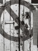 Garage Door, Le Caylar, Southern France