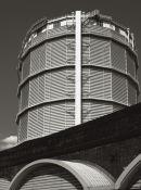 Gasometer, Nine Elms, London