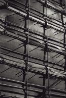Scaffolding, Docklands, London