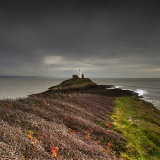 Mumbles Lighthouse from the Middle Island
