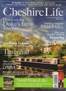 Cheshire Life Magazine March 2010