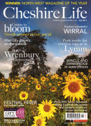 Cheshire Life Magazine July 2011
