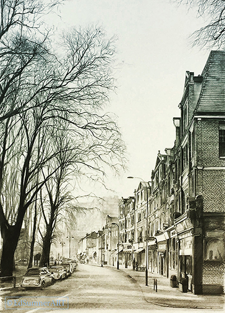 South End Rd, Graphite £550