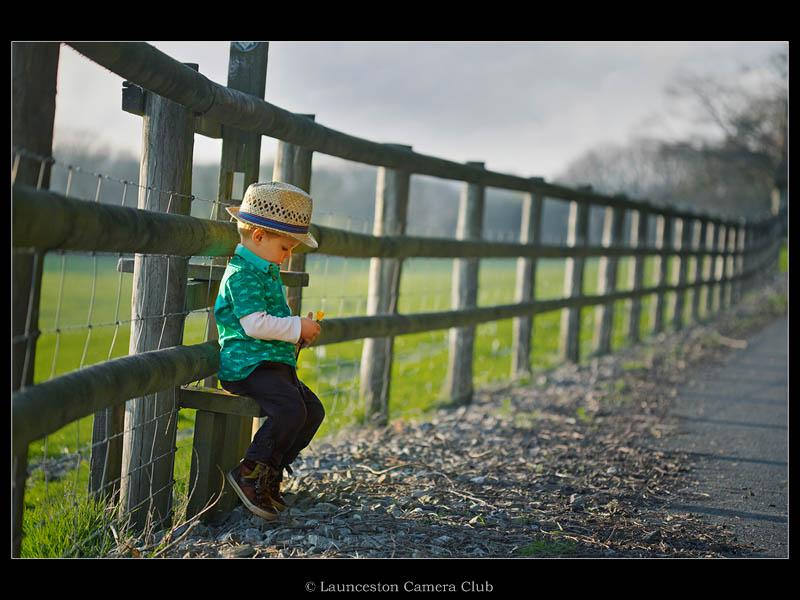 037-Just Sitting-Chris Robbins-Launceston CC wb