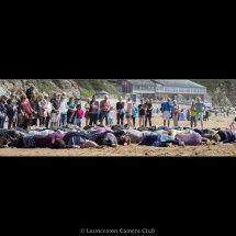 10 Bodies Found on Beach Geoff Trevarthen
