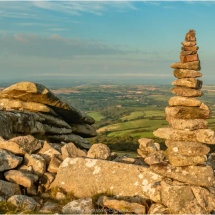 10 Cheesewring Cairn Hugh Letheren