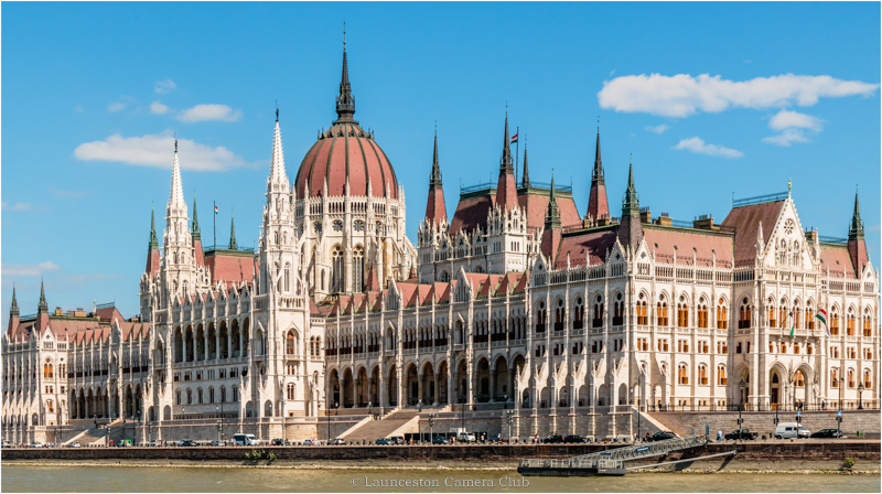 11 Hugh Letheren Hungarian Parliament Commended