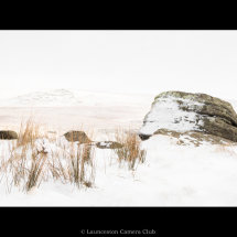 13 Heather Bodle Dartmoor Snow Scape 3rdPlace