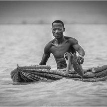 17 Hugh Letheren  Lake Baringo Fisherman