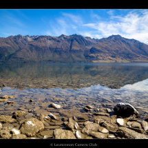 22 Geoff Trevarthen Lake Wakatipu & The Tooth Peaks Commended