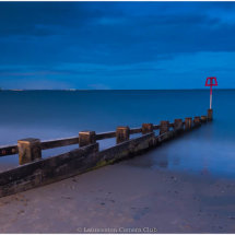 24 Swanage Groyne Mike Stickney