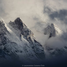 26 Teton Peaks in the Cloud Pedro Landers