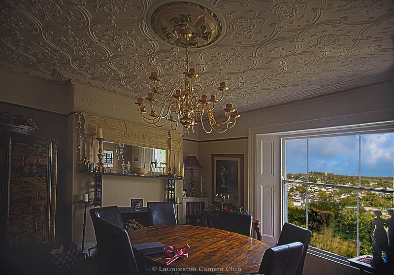 30 Dining Room by day Alan Vanier