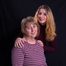 30 Mother and Daughter ValCarpenter