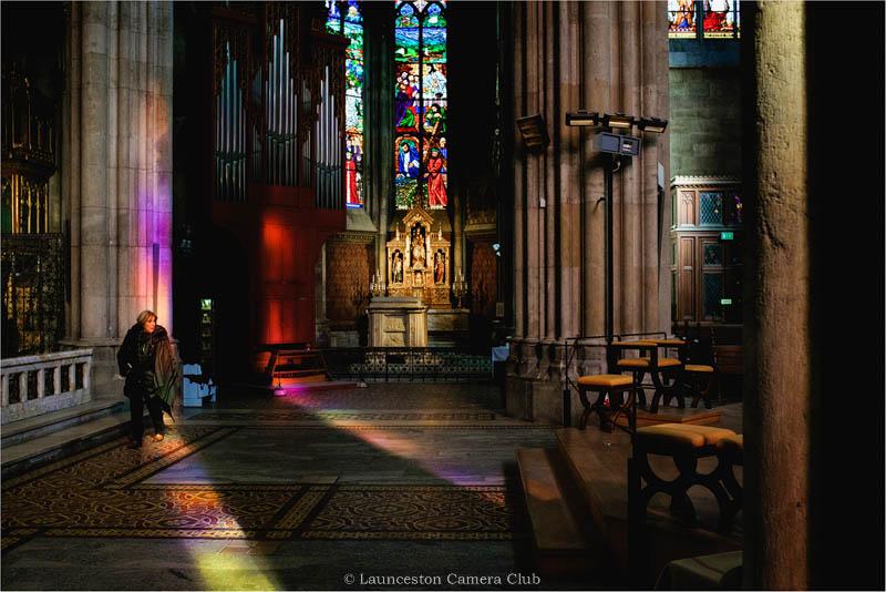 31 Church Scene Paul Farrington