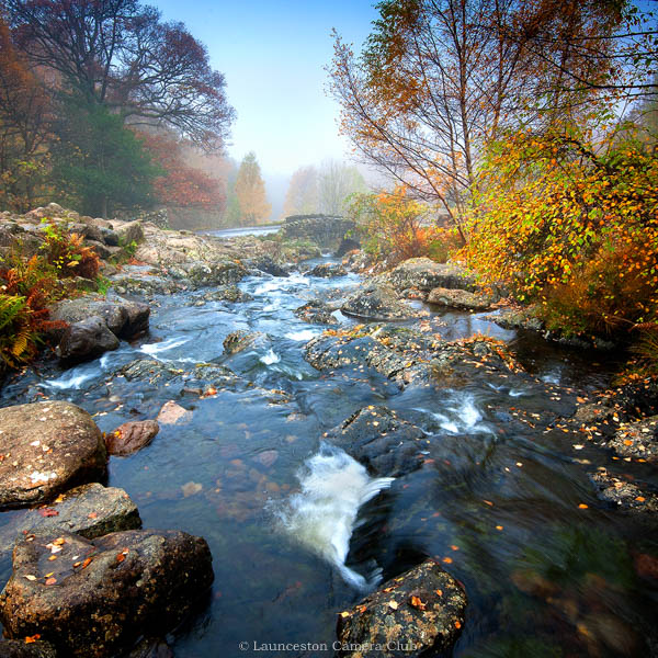31 Nick Bodle Ashness Bridge in Autumn Third Place