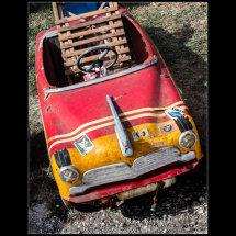 37 Car Body For Sale- Low Mileage, reclining seats Geoff Trevarthen