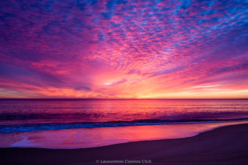 43 Plum Island Sunrise Pedro Landers