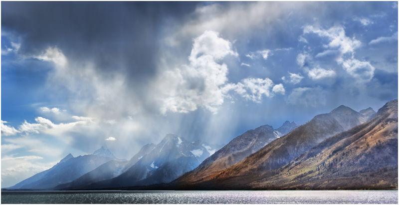 C Storm over Jackson Lake Chris Robbins