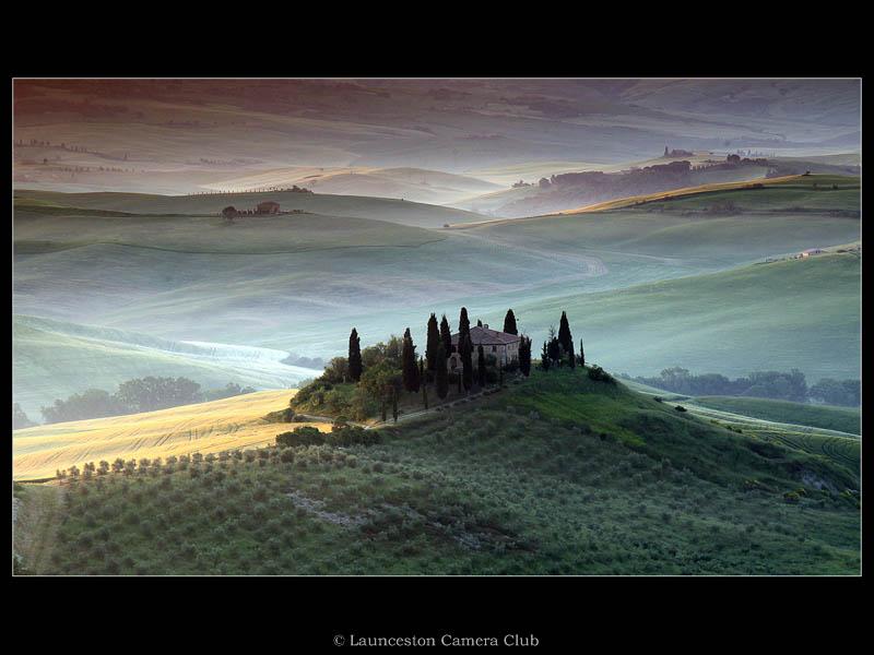 D15-Belvedere, Tuscan dawn-Annabel Yates-LauncestonCC
