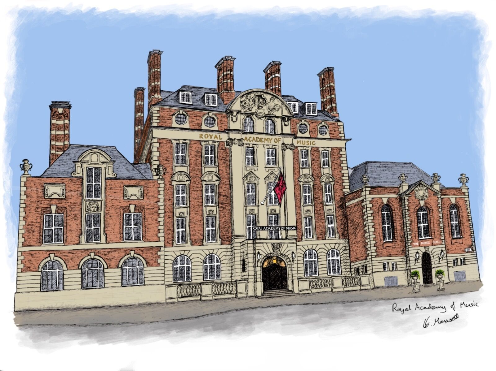Royal Academy of Music (colour)