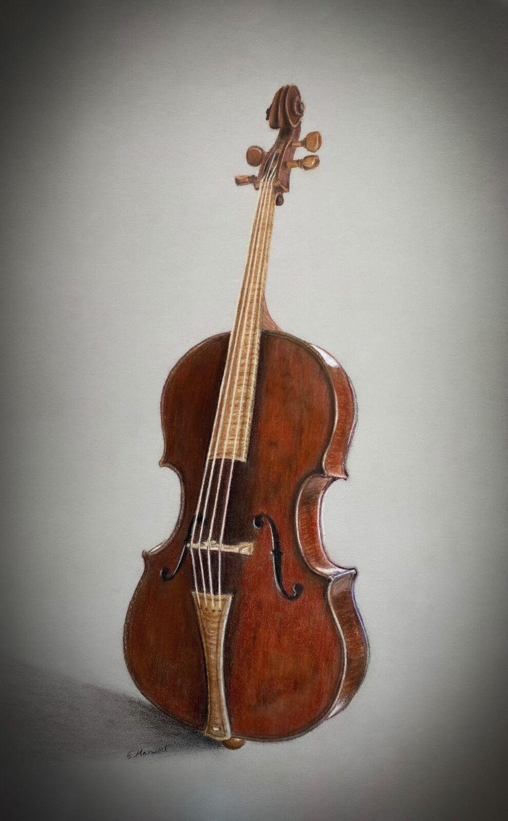 Baroque Cello (Robert Cuthbert c.1690)