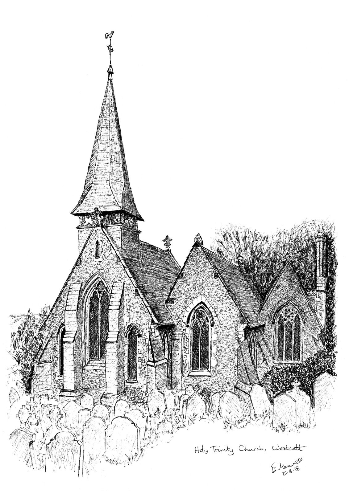 Holy Trinity Church, Westcott