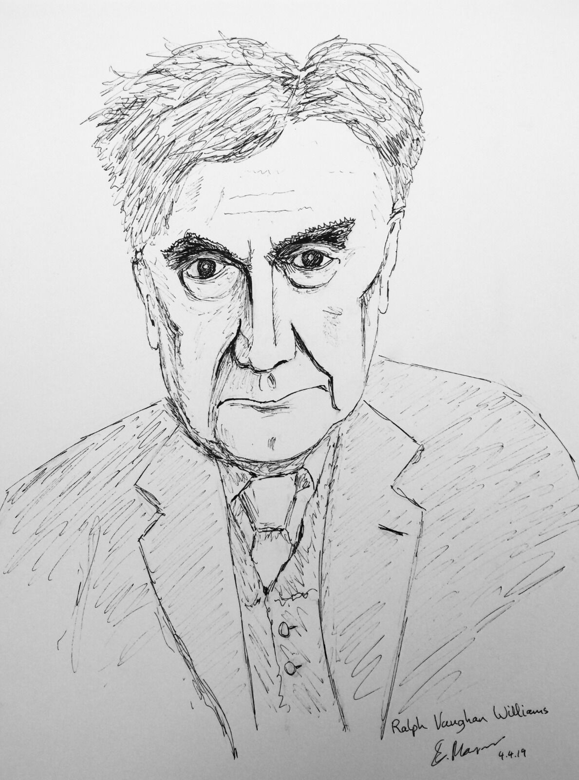 Ralf Vaughan Williams