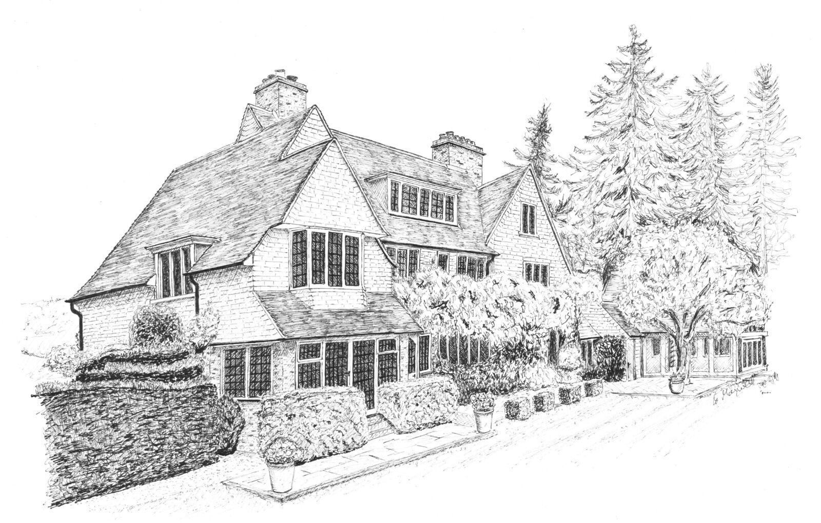 Mead House, Westcott