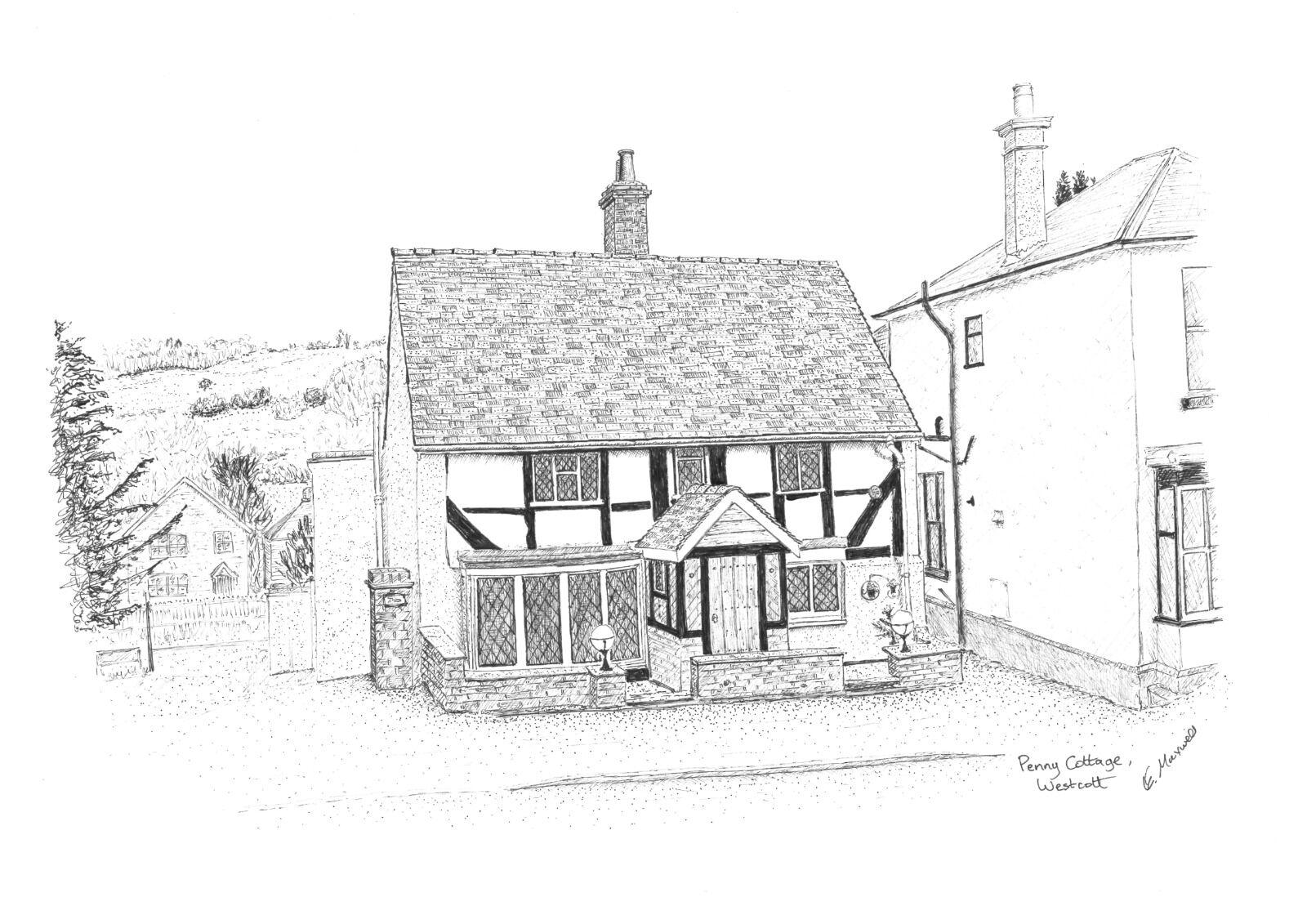 Penny Cottage, Westcott