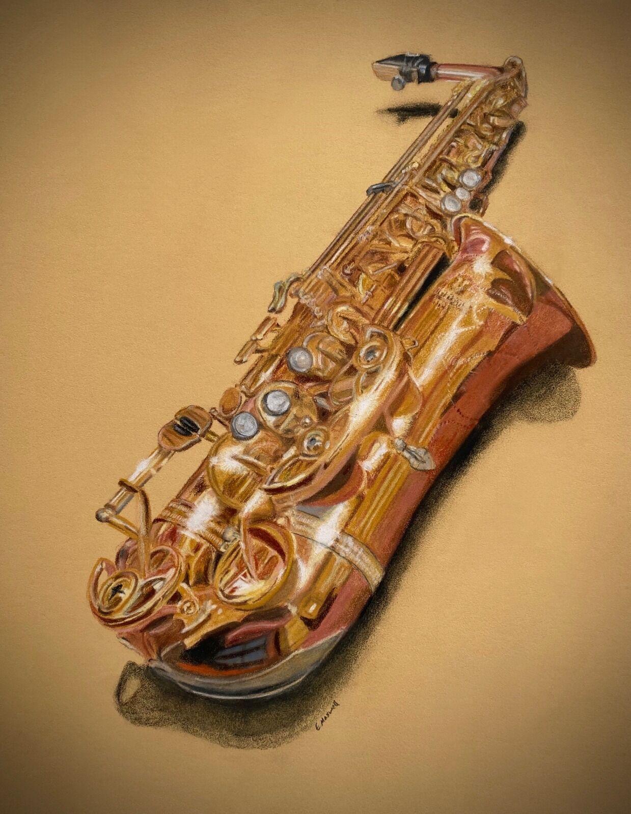 Alto Saxophone (Yanagisawa A902)