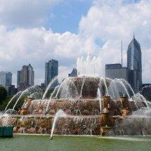 Buckingham Fountain Grant Park Chicago