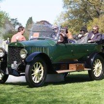 Christchurch Park Suffolk 33rd Classic Vehicle Rally