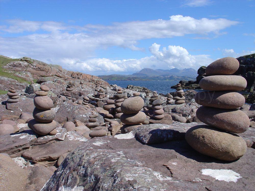 Mellon Udrigle Achnasheen Wester Ross Scotland