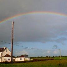 Rainbow County Mayo Ireland