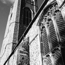 St Marys Church, Bungay