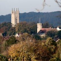 St Marys and Holy Trinity Churches, Bungay