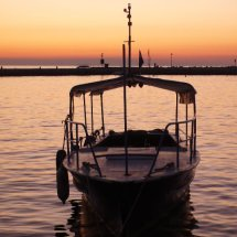 Sunset Rovinj Croatia