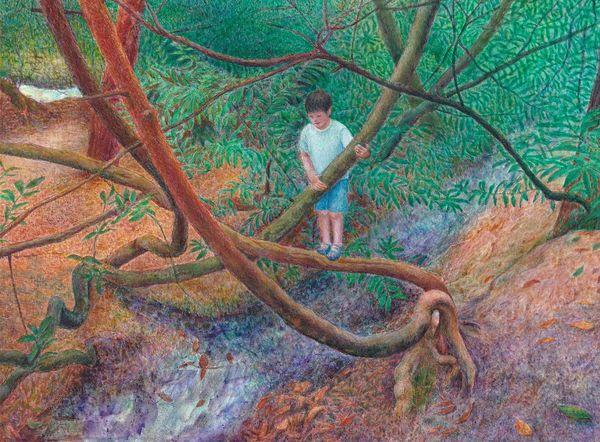 Shoonen to Ki (Boy and Tree)