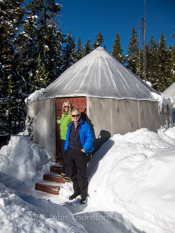 The Kitchen Yurt