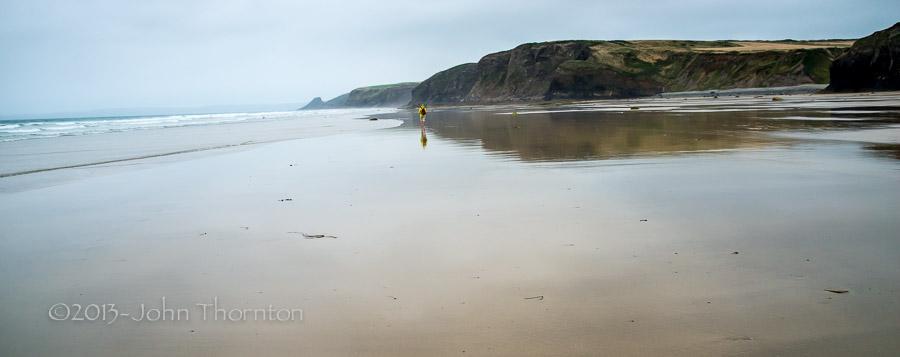 Druidstone Haven Beach
